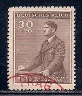 BOHEME ET MORAVIE     N°    73   OBLITERE - Used Stamps
