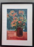 Pot Bloemen Door Sonja Guisez 1977 - Dibujos
