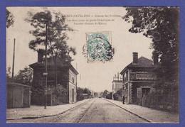 LE RAINCY PAVILLONS Avenue Des Pavillons Corps De Garde épicerie - Micro Cornure Sinon TTB état -  B74 - Le Raincy