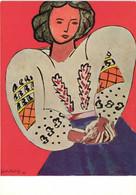 Henri Matisse La Blouse Roumaine RV PUB DINUCLAN - Malerei & Gemälde