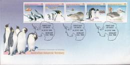 Australian Antarctic Territory 1988 SC L76 FDC - FDC