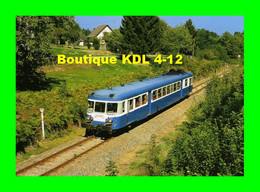 RU 0618 - Autorail X 2872 Au Cabanes Basses Vers ARNAC POMPADOUR - Corrèze - SNCF - Arnac Pompadour