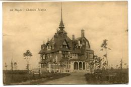 CPA - Carte Postale - Belgique - Ter Heide - Château Maria (DO16859) - Brasschaat