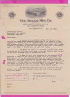262126 / Fort Wayne Indiana 1914 Van Arnam Mfg. Co. Makers Of VanArCo. Closet Combinations And SAMSON Seats USA - Unclassified