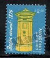 Uruguay 1995 Yvert 1516, Definitive Set, Post. Mailbox - MNH - Uruguay