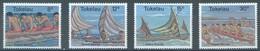 TOKELAU - MNH/** - 1978  - CANOE RACING - Yv 65-68 -  Lot 23432 - Tokelau