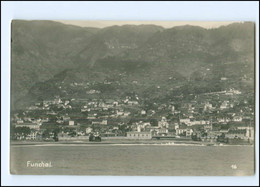 XX13823/ Funchal Madeira   Fahrt Der S.M.S Kolberg  Foto AK Portugal - Non Classificati