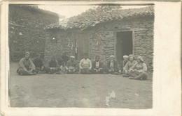 CARTE PHOTO ORIENT 07/1917 - Guerre 1914-18