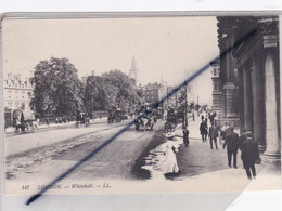 Angleterre - London , Whitehall (carte N° 147) - Altri