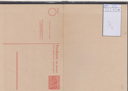 Berlin Michel Kat.Nr.  GA Ungebraucht  P9 - Postcards - Mint