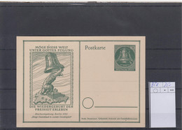 Berlin Michel Kat.Nr.  GA Ungebraucht  P28 - Postcards - Mint
