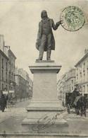 NANTES  Statue Du Docteur Guépin Bel Attelage RV - Nantes