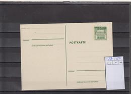 Berlin Michel Kat.Nr.  GA Ungebraucht P77 - Postcards - Mint