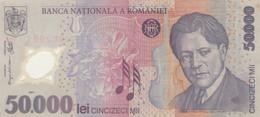 BANCONOTA ROMANIA 50000 LEI VF (HB362 - Romania