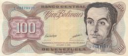 BANCONOTA VENEZUELA 100 VF (HB364 - Venezuela