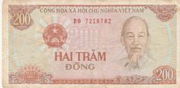 BANCONOTA VIETNAM 200 F (HB425 - Vietnam