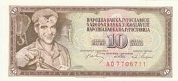 BANCONOTA JUGOSLAVIA UNC (HB483 - Yugoslavia