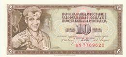 BANCONOTA JUGOSLAVIA UNC (HB498 - Yugoslavia