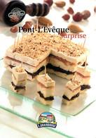 Recettes De Cuisine - Pont L'Evêque Surprise - Carte Publicitaire Fromagerie Graindorge - Carte Neuve - Gastronomie - CP - Recipes (cooking)