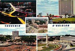 Cote D'Ivoire - Abidjan - Multivues - CPM - Voir Scans Recto-Verso - Côte-d'Ivoire