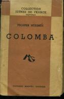 Colomba - Mérimée Prosper - 1944 - Unclassified
