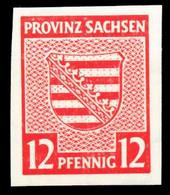 SBZ PROV. SACHSEN Nr 71X Postfrisch X655FE6 - Sowjetische Zone (SBZ)