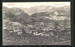 Cartolina Trento, Veduta Generale - Trento