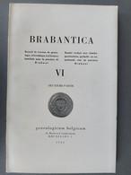Brabantica VI Deuxième Partie - Belgio