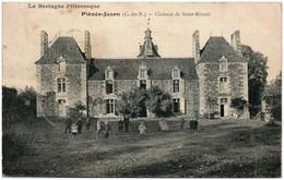 22 PLENEE-JUGON - Chateau De Saint-Riveul - Plénée-Jugon
