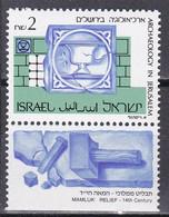 Israel 1990 - Mi.Nr. 1163 X - Postfrisch MNH - Ohne Phosphorstreifen - Unused Stamps (with Tabs)