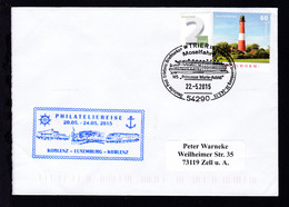 "TRIER 54290 Moselfahrt MS ""Princesse Marie-Astrid""  Deutsche Post  Erlebnis  - Unclassified"