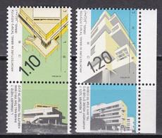 Israel 1990 - Mi.Nr. 1174 - 1175 II - Postfrisch MNH - Mit 2 Phosphorstreifen - Unused Stamps (with Tabs)