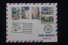 ALGÉRIE - Enveloppe FDC En 1962 - Série Touristique - L 97850 - Argelia (1962-...)