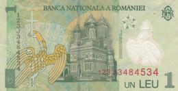 BANCONOTA ROMANIA 1 VF (HB402 - Romania
