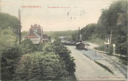 Belgique - Hoeilaert-Groenendael - Vue Générale De La Gare - Edit Marcovici - Hoeilaart