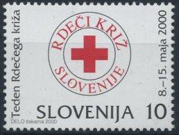Slovenia 2000 - Red Cross - MNH Michel Z21 - Slovenia