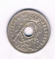 5 CENTIMES 1913 FR    BELGIE  /4080/ - 03. 5 Centimes