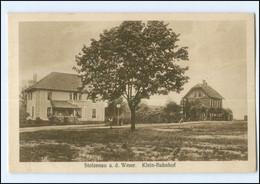 XX009333-3078/ Stolzenau  Klein-Bahnhof AK 1933 - Zonder Classificatie