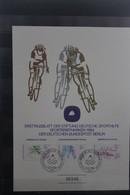 Für Den Sport 1984; Ersttagsblatt Der Sporthilfe; Berlin - Volleyball