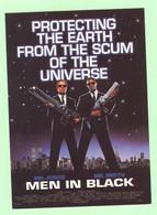K934 - CINEMA - Film Men In Black - Mr.Jones Et Mr. Smith - Posters Op Kaarten