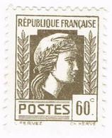 France, N° 634 - Série D'Alger - Marianne - 1944 Coq Et Marianne D'Alger