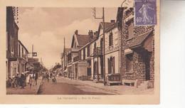 LA BERNERIE    ROUTE DE PORNIC - La Bernerie-en-Retz