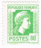 France, N° 636 - Série D'Alger - Marianne - 1944 Coq Et Marianne D'Alger