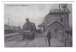Z05 - Buggenhout - Trein In Station - Reproductie - Buggenhout
