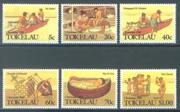TOKELAU - MNH/** - 1988  - CHRISTMAS - Yv 166-171 -  Lot 23449 - Tokelau