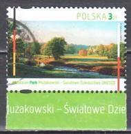 Poland 2012  Muskauer Park - Mi.4573 - Used - Usati