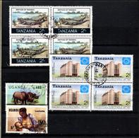 Tanzania,  Small Lot - Tanzania (1964-...)