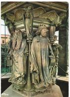 Dijon : Chartreuse De Champmol, Puits De Moïse, Les Prophètes David Et Moïse (Editions Combier, Impr. Mâcon, CIM N°102) - Dijon