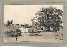 CPA - DAKAR - Sénégal - Aspect De La Rue Dans Le Village Indigène En 1900 - Senegal