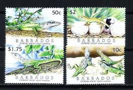 Barbados Nº 1153/6 Nuevo - Barbados (1966-...)